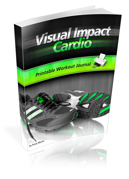 Visual Impact Cardio Journal